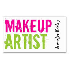 i need a makeup artist 223 best artist business cards images on makeup