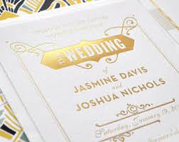 wedding invitations gold coast invitation style guide etsy