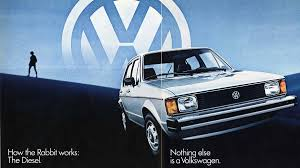 volkswagen rabbit truck 1982 1982 the 52 hp diesel vw rabbit has excellent pickup and passing