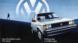 volkswagen rabbit truck 1982 1982 the 52 hp diesel vw rabbit has excellent pickup and passing