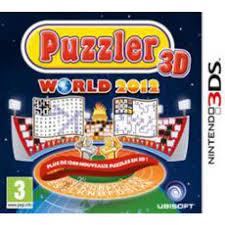 t駘馗harger les jeux de cuisine puzzler 3d 2012 sur 3ds tous les jeux vidéo 3ds sont chez