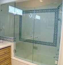 glass tub shower doors frameless glass tub enclosures frameless tub doors bathtub shower doors