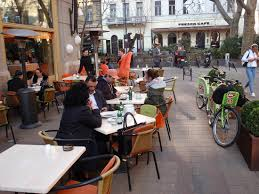 Vancouver Patios by Outdoor Patio Heaters Defy Vancouver U0027s Greenest City Dreams Many