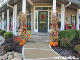Front Porch Landscaping Ideas by Landscaping Ideas U003e Long Front Porch On Cottage Yardshare Com