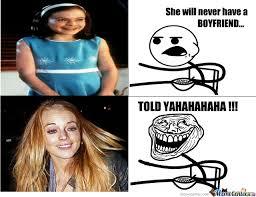 She Will Never Have A Boyfriend Meme - she will never have a boyfriend by asimon07 meme center