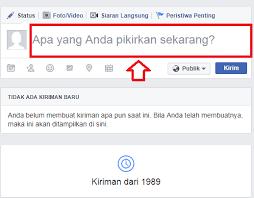 membuat facebook yg baru panduan cara membuat akun facebook atau fb lengkap