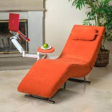burnt orange accent chair z chair electric orange armchairs and