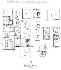 Ashton Woods Floor Plans by Anitole Plan 4927 Eastmark