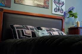 createlive diy decor re upholstering a headboard and finally a