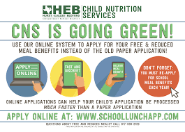 high school applications online apply now for free reduced price meals in 2017 2018