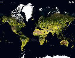 Sattelite World Map by Bing Maps Massive Update Confirms That Dubai U0027s Still Building
