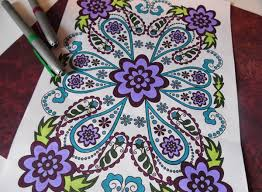download 3 free stress relief coloring pages u2013 simply inspired