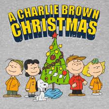 peanuts a brown christmas peanuts big men s brown christmas graphic sweatshirt 2xl