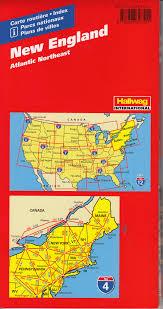 Back Road Maps Usa Road Maps Hallwag Buy Maps Of Usa Mapworld
