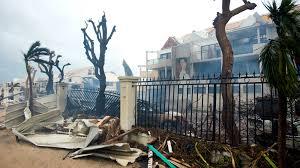 katrina sandy harvey and irma different types of destruction