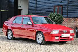 used 1988 alfa romeo other models 6v veloce for sale in chichester