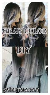how to bring out gray in hair 40 grey ombre hair ideas idei de încercat pinterest grey