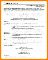 accounts payable resume samples top 12 accounts payable resume