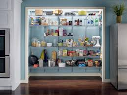 kitchen closet shelving ideas pantry cabinets and cupboards organization ideas and options hgtv
