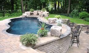 Backyard Leisure Pools by Riviera Fiberglass Pool Aqua Med Pools 508 962 5159 774 872 5060
