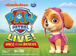 paw patrol live london tickets london global tickets