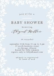 baby shower invitations ba shower invitations 40 designs basic invite baby
