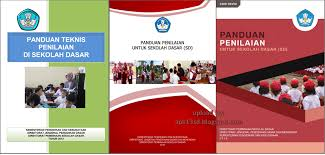buku panduan be buku panduan penilaian kurikulum 2013 sd revisi terbaru apk13sd