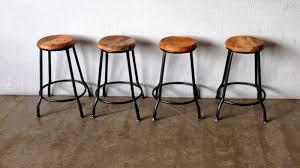 Metal And Wood Bar Stool Luxurious And Splendid Metal Bar Stools With Wood Seat Barstool 1