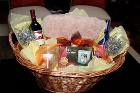 Date Night Basket Sohl Design How To Assemble A House Warming Wedding Gift Basket