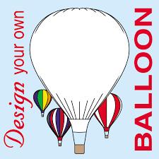 air balloon coloring clipart panda free clipart images