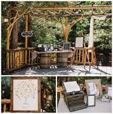 elegant rustic forest wedding pine rose cabins lake arrowhead