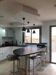 plafond cuisine cette cuisine fait partie d une maison à maur des fossés le