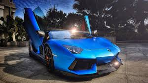 cars lamborghini blue photo collection lamborghini aventador blue wallpaper