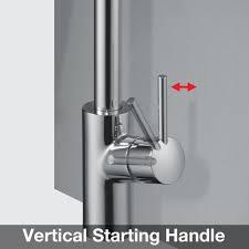 High Arc Kitchen Faucets Hansgrohe 04247800 Steel Optik Talis S Kitchen Faucet U2013 Mega
