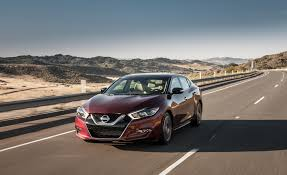 nissan versa crash test 2017 nissan maxima in depth model review car and driver