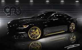 mustang tuner mustang stede galloping to sema autoguide com