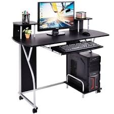 Compact Computer Desk Ergonomic Compact Computer Desk Workstation Free Shipping Today