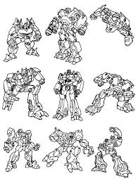 Rescue Bots Coloring Pages Getcoloringpages Com Transformer Color Page