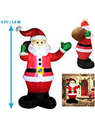 Amazon Outside Christmas Decorations Amazon Com Outdoor Holiday Decorations Patio Lawn U0026 Garden