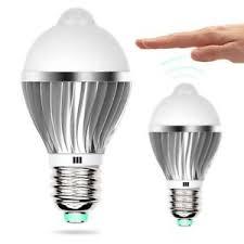 pir led light bulb auto pir led light ebay