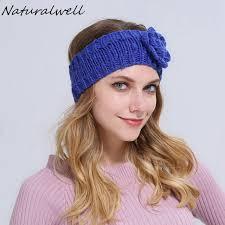 winter headbands naturalwell ear warmer crochet headband headwrap winter headbands