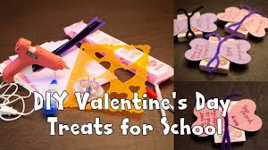 school valentines diy s day treats for school