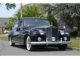 future rolls royce phantom 1960 to 1962 rolls royce phantom for sale on classiccars com