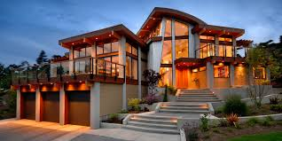 slant roof 5 whistler slant roof chalet west coast modern floor plans