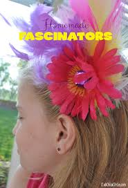 hair fascinator hair fascinators craft diy club chica circle where