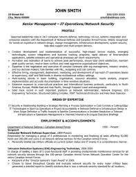 sample security manager resume unforgettable security supervisor