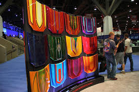 sema 2012 dupont brings custom finishes cfx candy basecoats