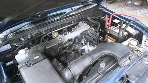 wrecking 2001 mitsubishi pajero engine 3 5 j14519 youtube