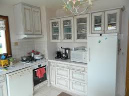 cuisine blanc cérusé cuisine bois massif blanc le bois chez vous