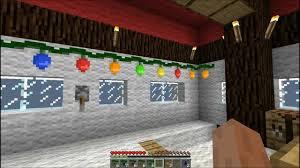 minecraft episode 48 my christmas house u0026 christmas craft mod